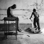 Hanson And Derrick, George's Boxing Club, Hillbrow, 2005