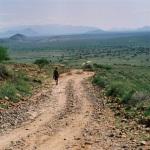 Road to Ngurunit, Kenya, 2006