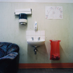 Visitors Room, Trauma Unit, Johannesburg General Hospital, 2003