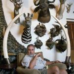 Rodney, Trophy Hunter-Taxidermist, Muldersdrift, South Africa, 2005