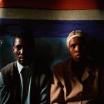 Mboekwa and Nolutho, wedding couple, Langa, Cape Town, 2003