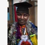 Graduate, Nairobi, Kenya, 2011