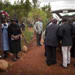William Moseki's Funeral, Channing, South Africa, 2011