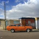 Dorkas' Taxi, Langa, Cape Town, 2003