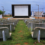 Cinema, Nacala, Mozambique, 2006
