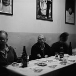 Harold, Harlequins Sports Bar, Pretoria Road, Hillbrow, 2005