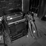 Lerato in Dj Booth, 'The Mexican Sports Bar', Hillbrow, 2006