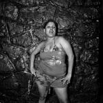 Angelique, 'The Mexican Sports Bar', Hillbrow, 2006
