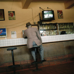 Grassy Park Bar, Cape Town, South Africa, 2002