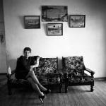Johan at friends, Korsten, Port Elizabeth, 1999
