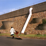 Yeoville Water Tower, Johannesburg, 2004