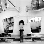 Hairdresser, East London, 1999