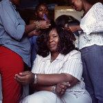Lillian, Patiswa Mahlathi Hair Studio, 'China Town', Langa, Cape Town, 2003
