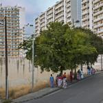 Parc Bellevue, Édouard Crémieux St, Marseille, 2013
